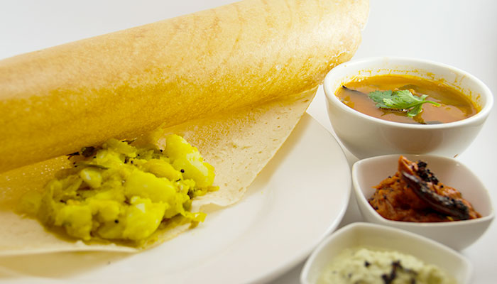 South Indian Food - Gold Restaurant